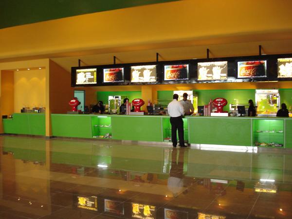 Cinemas Casinos