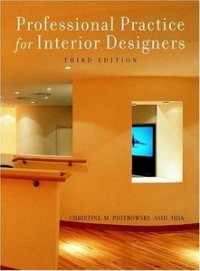 Professional Practice for Interior Designers, 3rd Edition ...