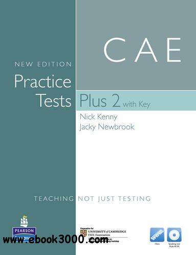 Practice Tests Plus CAE 2 New Edition with Key (with Audio