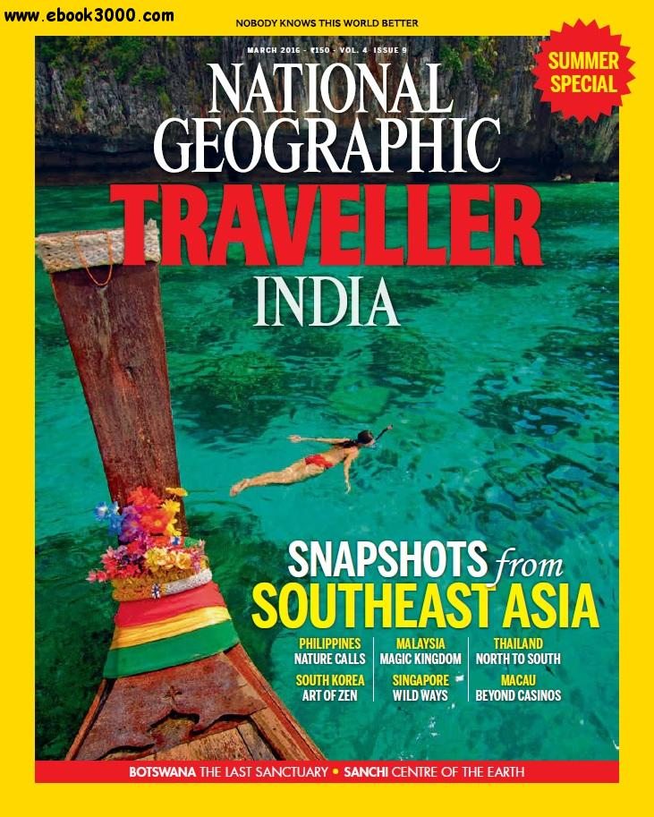 National Geographic Traveller India Magazine | Leancy Travel