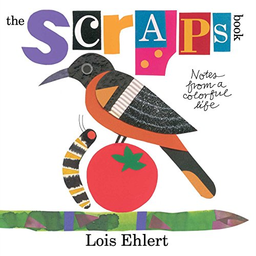 Book Cover The Scraps Book: Notes from a Colorful Life