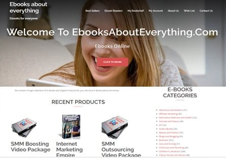 ebooks about everything