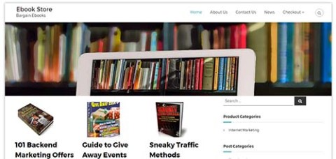 Internet Marketing Ebooks Store