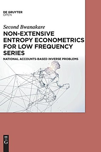 Large book cover: Non-Extensive Entropy Econometrics for Low Frequency Series
