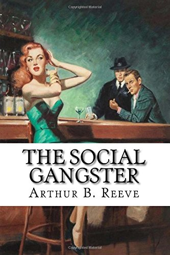 Large book cover: The Social Gangster