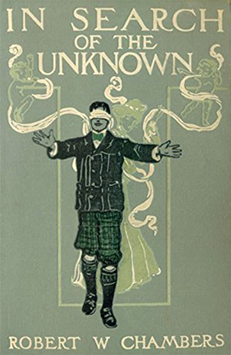 Large book cover: In Search of the Unknown