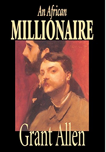Large book cover: An African Millionaire