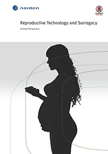 Large book cover: Reproductive Technology and Surrogacy