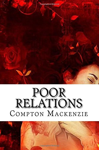 Large book cover: Poor Relations