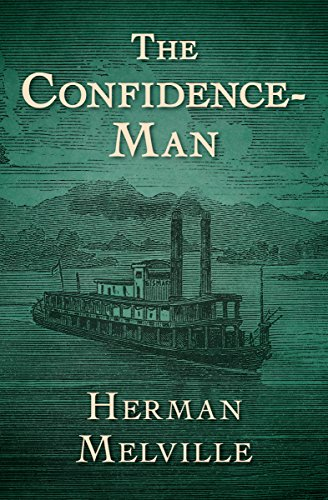 Large book cover: The Confidence-Man: His Masquerade