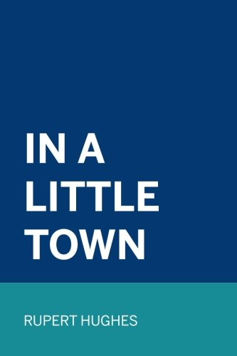 Large book cover: In a Little Town