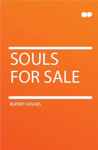 Large book cover: Souls for Sale