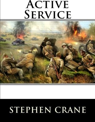 Large book cover: Active Service