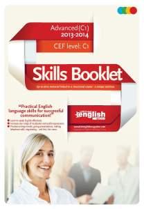 Hot-English-Method-Skills-Booklet-Advanced-Level-C1-2013-2014_Page_001-208x300 Hot English Method Skills Booklet: Advanced ( Level C1 ) 2013 - 2014