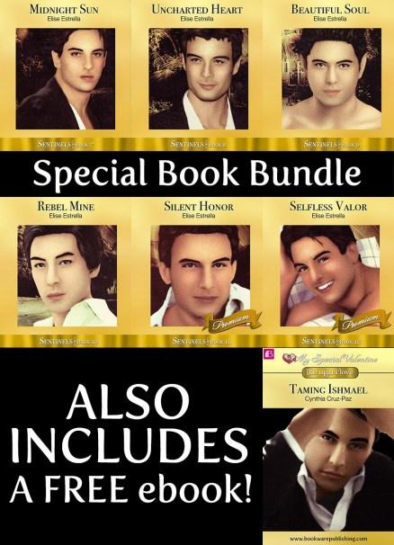 Sentinels Special Book Bundle (Book 7-12) + Free Ebook!