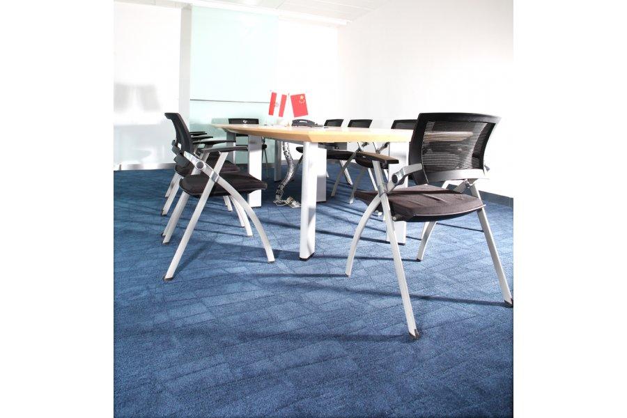 GreenPad Dupont Sorona Carpet Tiles by Advance Flooring