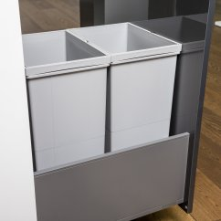 Blum Kitchen Bins Utensil Holder Servo Drive Uno For Bin Solutions By Eboss Nz Bottom Mount 29ls Legrabox Oriongrey Driveuno