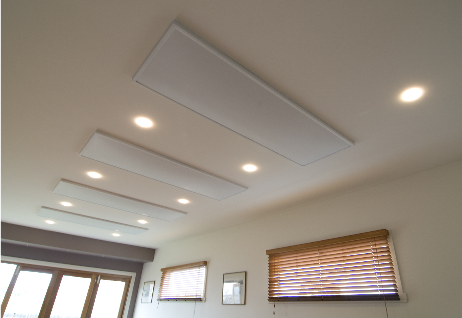 Heat On Radiant Ceiling Heating by The Heating Company  EBOSS