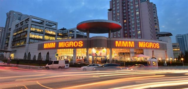 EBRD backs lira-denominated debut bond issued by Turkish retailer Migros