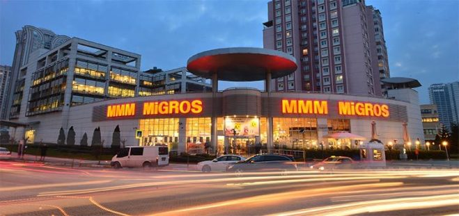 EBRD backs lira-denominated debut bond issued by Turkish retailer Migros