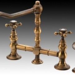 Bridge Faucets Kitchen Professional Appliances Product Review - Bridging The Past From ...