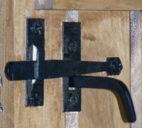 Antique Door Latch Hardware   Antique Furniture
