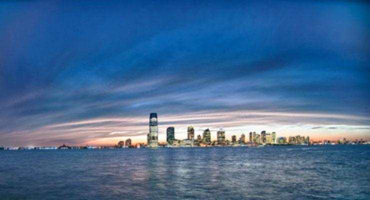 """Blue Hour Jersey City"" Photo by Jay Fine"