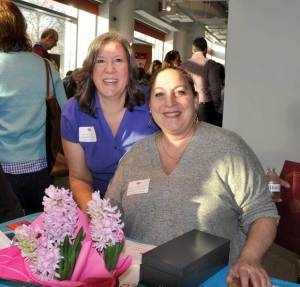 Denise Cordivano, Head of School and Judy Sklover, Administrative Director and Parent Liaison