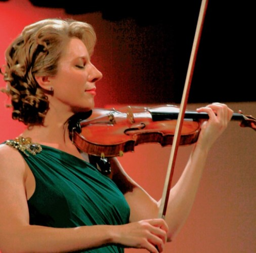 "Elizabeth Pitcairn and the ""Red Mendelssohn"" violin"