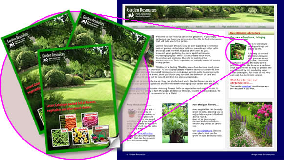 EBrochure Examples EBrochures For Everyone Page Turning