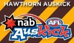 EBS are supporters of Hawthorn Auskick