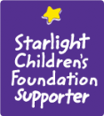 EBS are supporters of the Starlight Children's Foundation