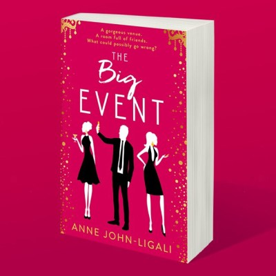 The Big Event by Anne John-Ligali – Publication Push Day
