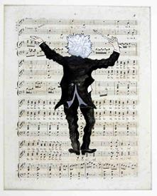 Art: Conductor by Artist Paul Helm