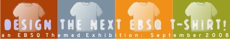 Design the Next EBSQ T-shirt!