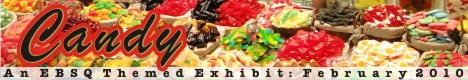 Online Art Show:  Candy