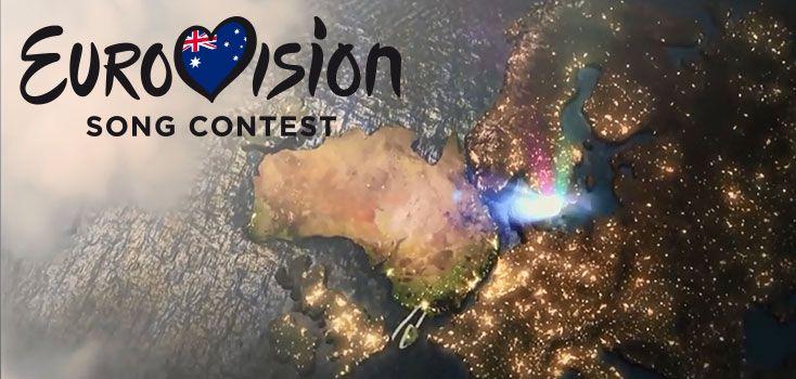 Image result for australia at eurovision