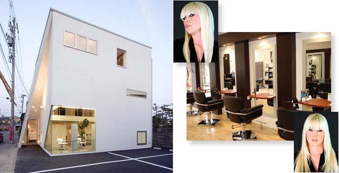 hair salon layout