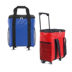 Camping Chair With Cooler Leather Corner 18l Trolley Cool Bag
