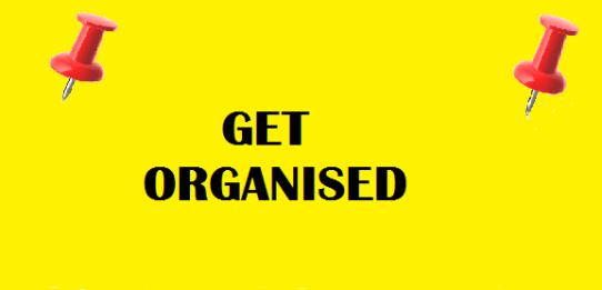 Get Organised image -
