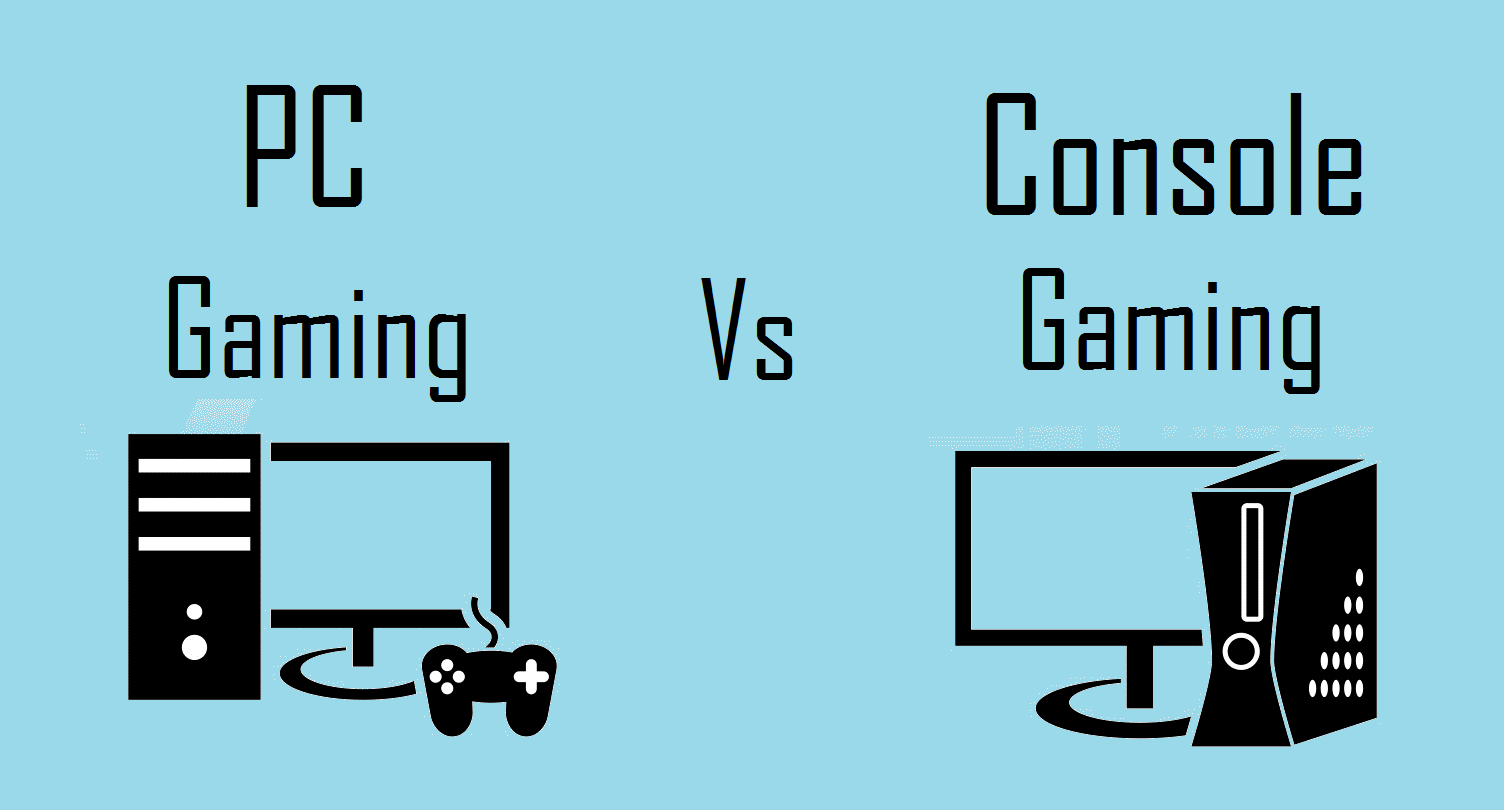 Image result for pc gamer console gamer