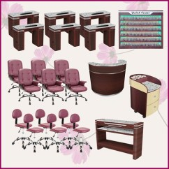 Pink Nail Salon Chairs Swivel Chair Hardware Package Best Deals Pedicure Spa I Manicure Furniture