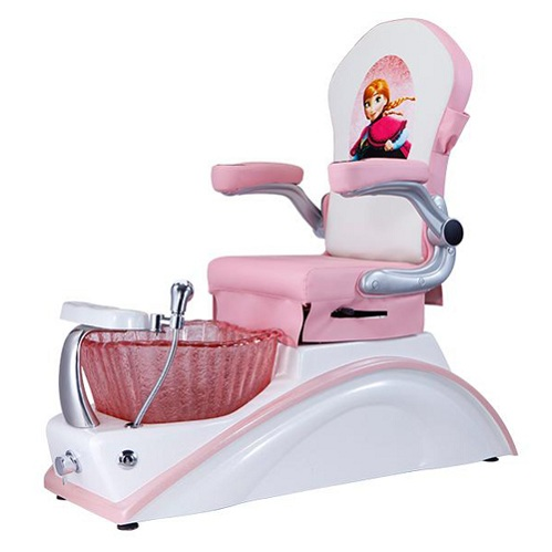 kids spa chair french rattan bistro chairs mini pink best deals pedicure i manicure