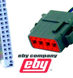 eby company supplies design and build services for custom cable assemblies connectors and custom wiring harnesses we have for decades fulfilled many  [ 2000 x 469 Pixel ]