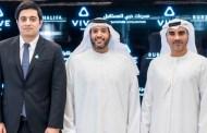 Burj Khalifa, HTC Vive, and Dubai Future Accelerators Collaborate