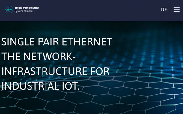 R&M, partners team up to drive development of Single Pair Ethernet for IIOT