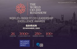 The World CIO 200 Roadshow 2020, coming to Bahrain