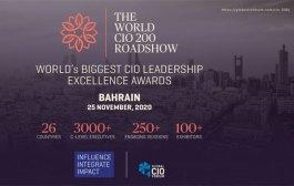 The World CIO 200 Roadshow 2020, coming to Bahrain