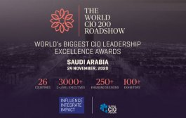 The World CIO 200 Roadshow 2020, coming to Saudi Arabia