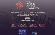 The World CIO 200 Roadshow 2020 kicks off with an engaging Qatar edition
